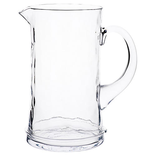 Carine Pitcher, Clear