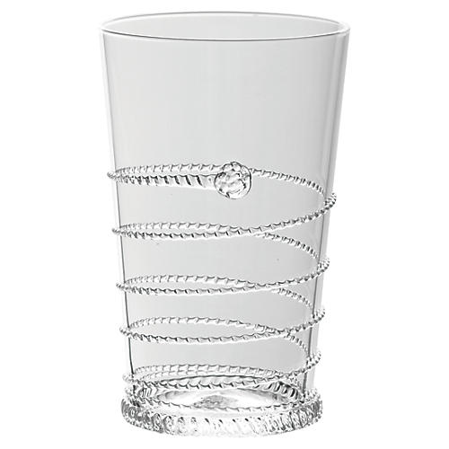 Amalia Highball Glass, Clear