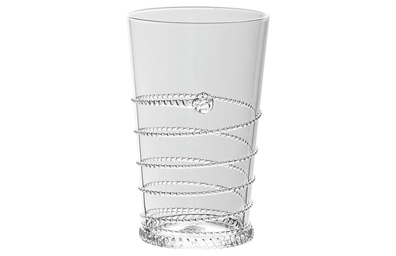 Amalia Highball Glass, Clear