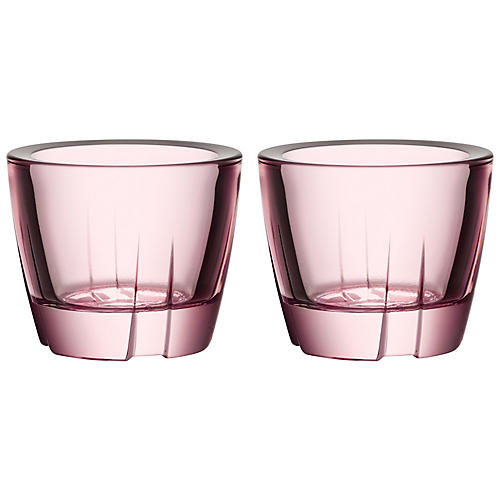 S/2 Bruk Anything Tumblers, Pink