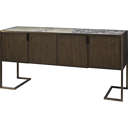 Straight-Up Sideboard, Natural