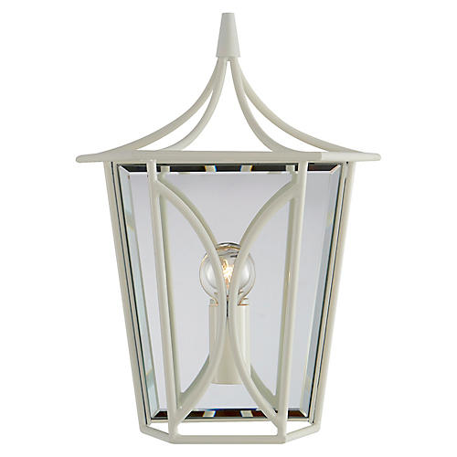 Cavanagh Sconce, Light Cream