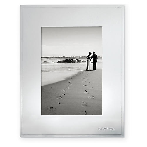 Darling Point Frame, Silver