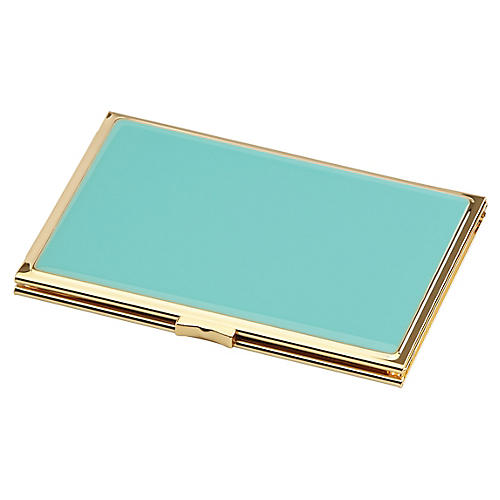 2x3 Garden Drive Hinged Pocket Frame, Turquoise
