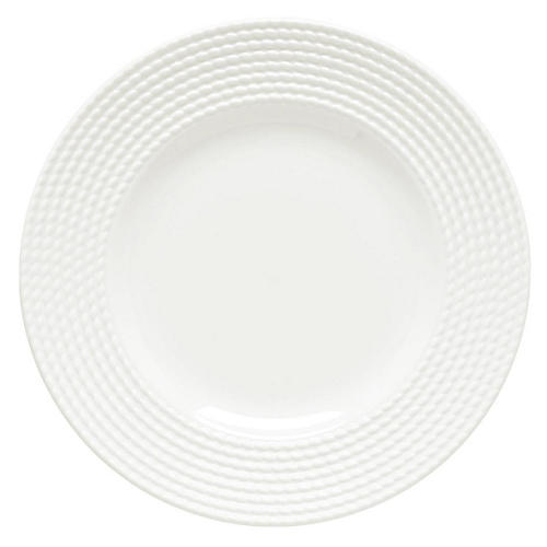 Wickford Salad Plate, White