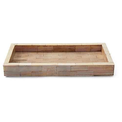 Bali Long Tray, Neutral