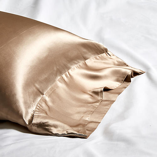 Classic Collection Pillowcase, Toasted Almond