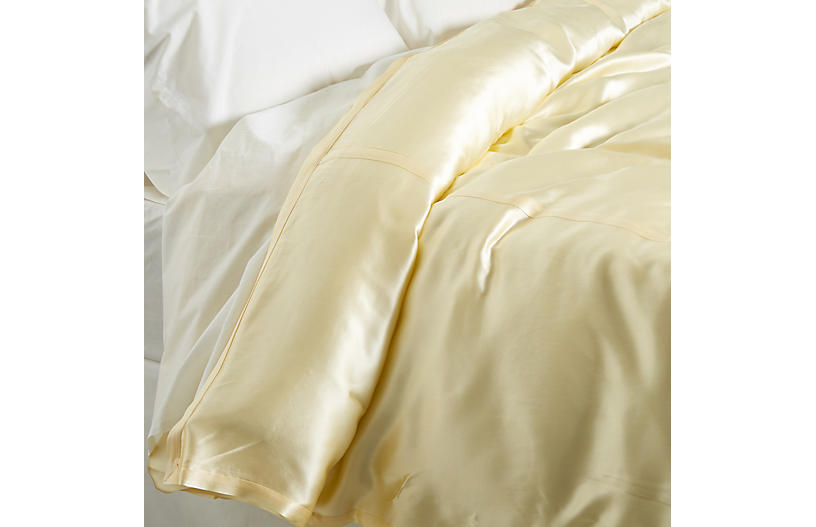 Classic Collection Duvet, Toasted Almond
