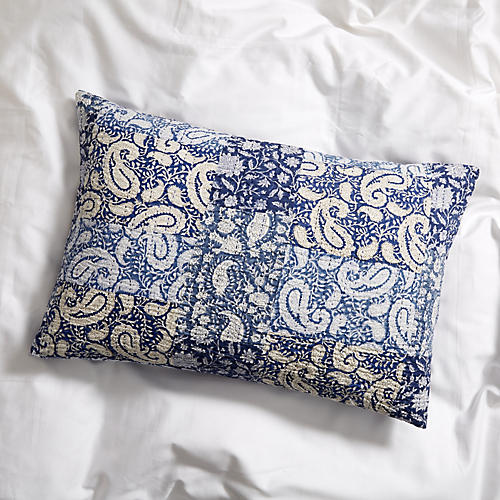 S/2 Kantha Standard Shams, Royal