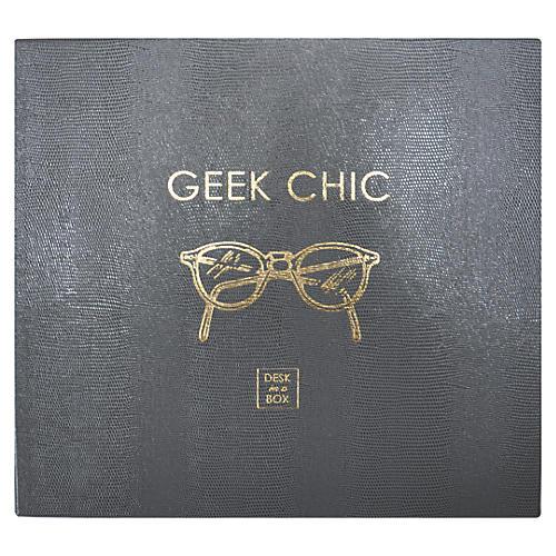 Geek Chic Stationary Set