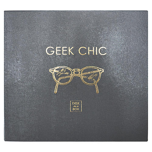 Geek Chic Stationary Set