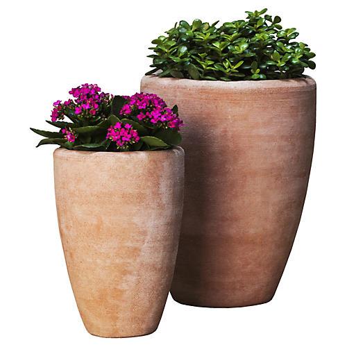 S/2 Abrielle Planters