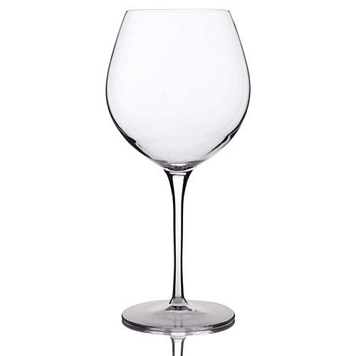 S/6 Bourgogne Glasses