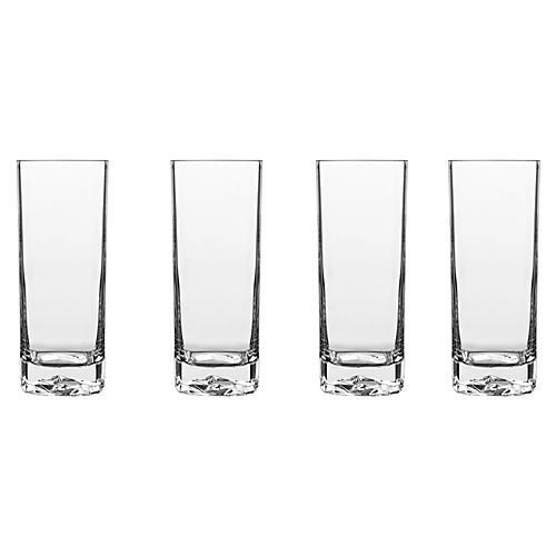 S/4 Rocks Beverage Glasses