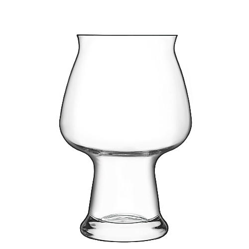 S/2 Birrateque Cider Glasses, Clear