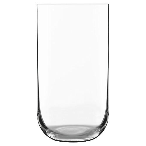 S/4 Sublime Tall Glasses, Clear