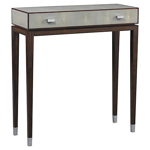 Quinn Console, Light Gray