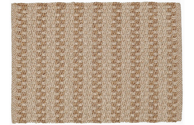 Miral Outdoor Rug Natural Outdoor Rugs Rugs One Kings Lane