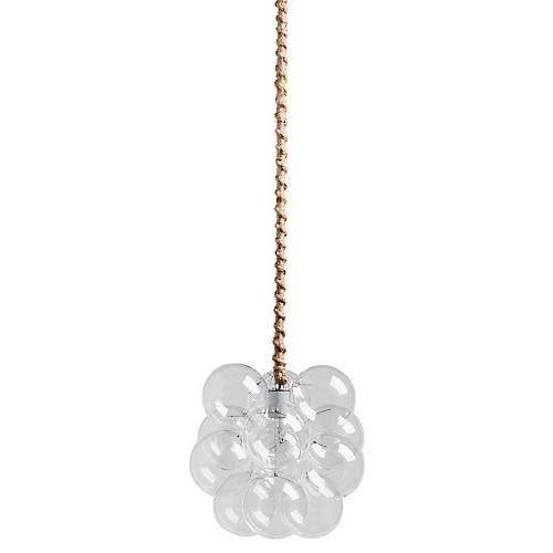 Bubble Pendant, Natural