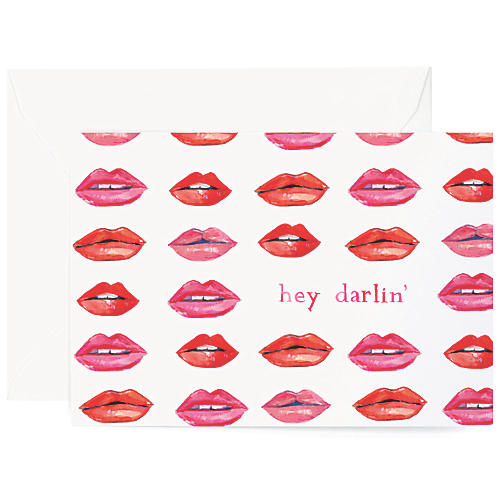 S/8 Hey Darlin' Greeting Cards