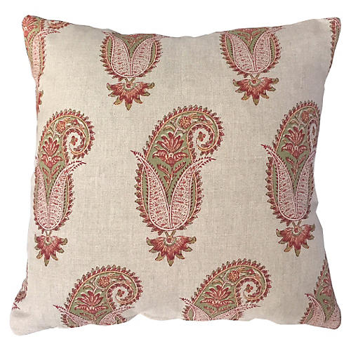 Paloma 20x20 Pillow, Autumn