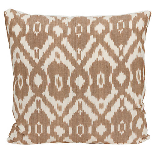 Caravan 20x20 Pillow, Brown