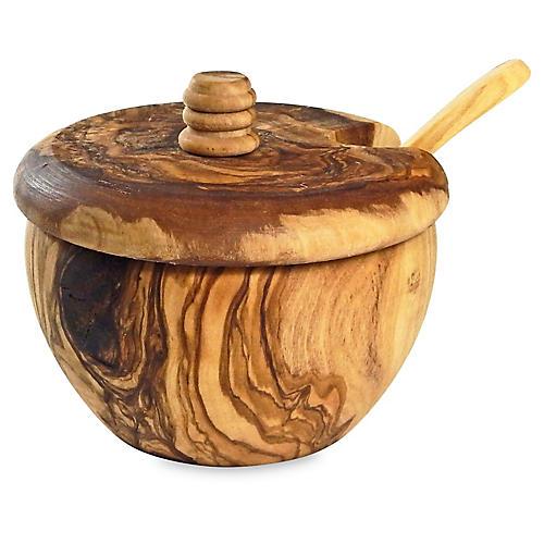 Olivique Sugar Bowl, Natural