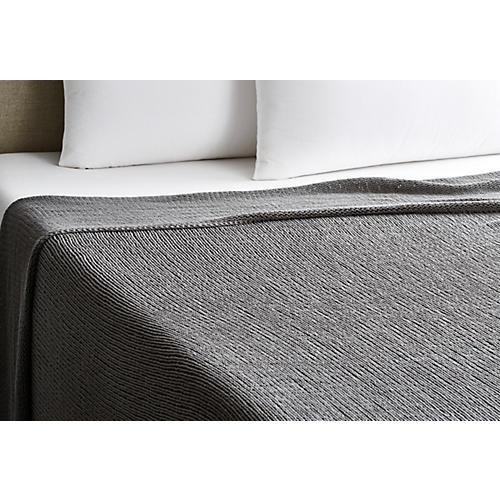 Rope Blanket, Coal