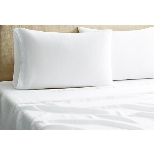 Cluny Sheet Set, White