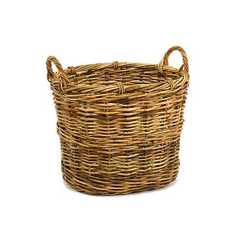 Dakota Blanket Basket