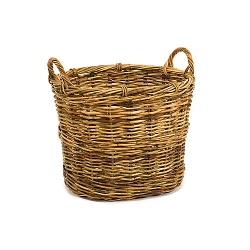 Dakota Blanket Basket