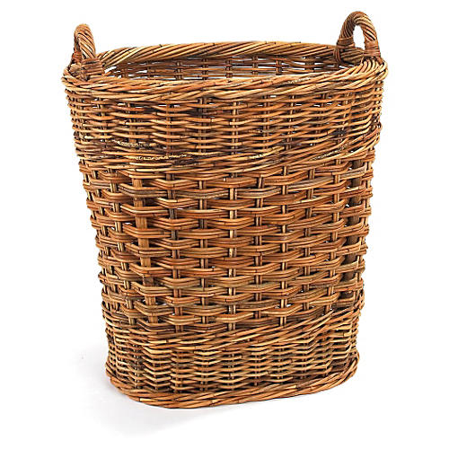 French Country Manor Basket, 24""
