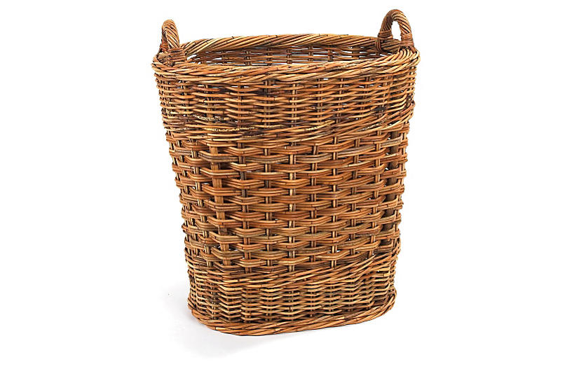 French Country Manor Basket, 24