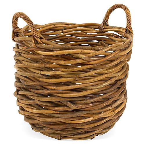 Provence Kindling Basket
