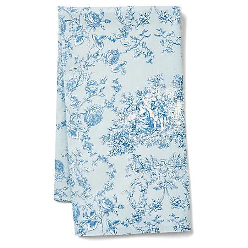 Princesse Tea Towel, French Blue