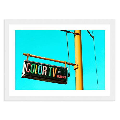 Jen Zahigian, Color TV