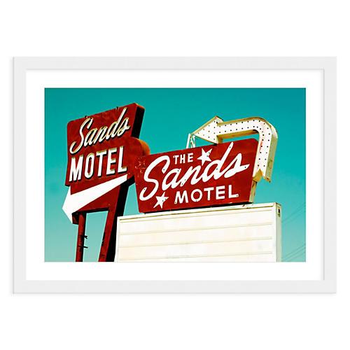 Jen Zahigian, Monterey Motel