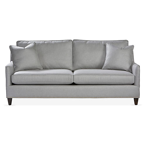 Centre Sofa, Platinum