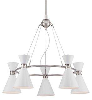 Minka Lavery Studio 5 12 Light Chandelier