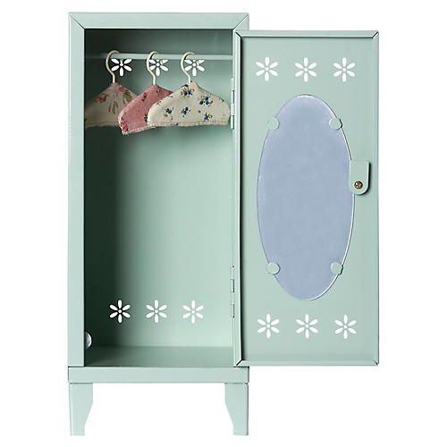 Locker Toy Set, Green/Multi