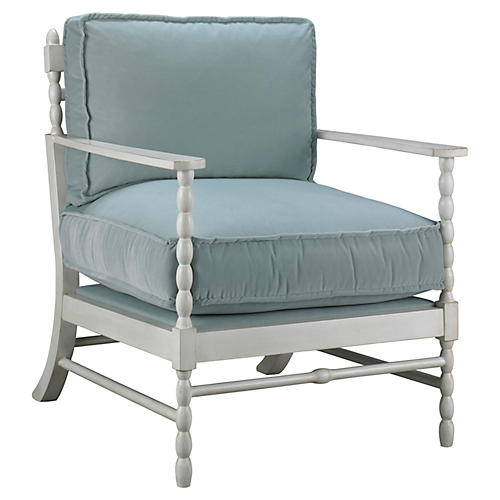 Laguna Chair, Blue