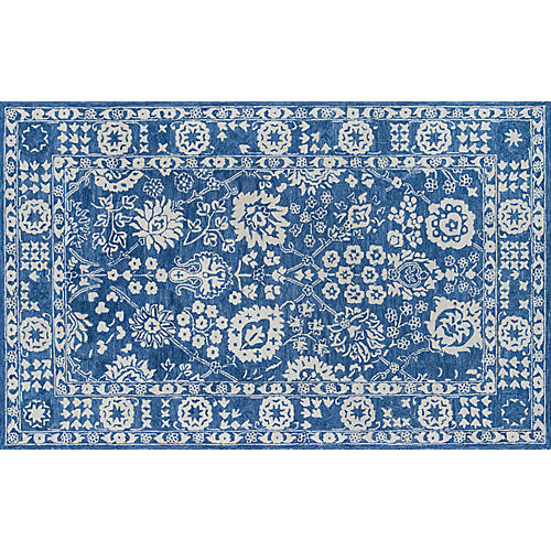 Balthazar Rug, Blue