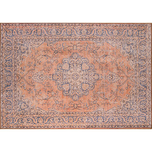 Amine Rug, Copper