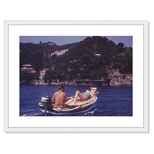 Thurston Hopkins, Portofino Boat Ride
