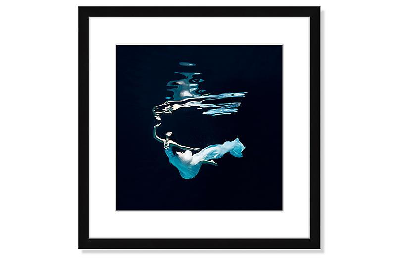 Henrik Sorensen, Ballet Dancer Underwater