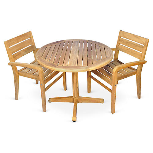 Wolcott Dining Set