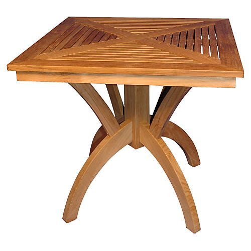 "Valley 31"" Pedestal Table"