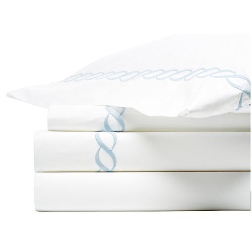 Venezia Sheet Set, Blue