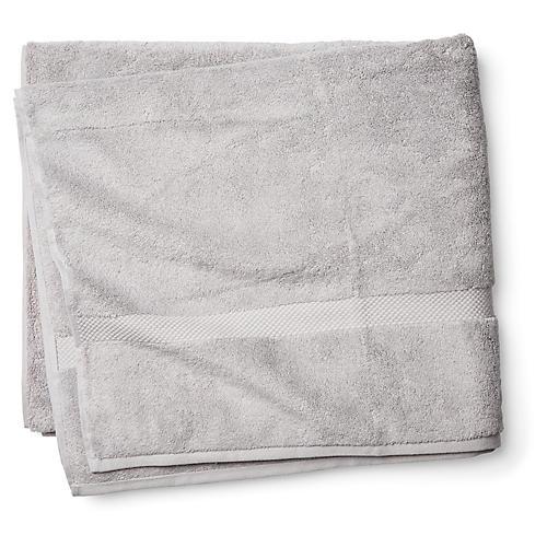 Merano Bath Sheet, Smoke