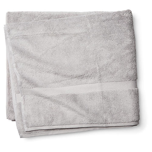 Merano Bath Sheet, Smoke
